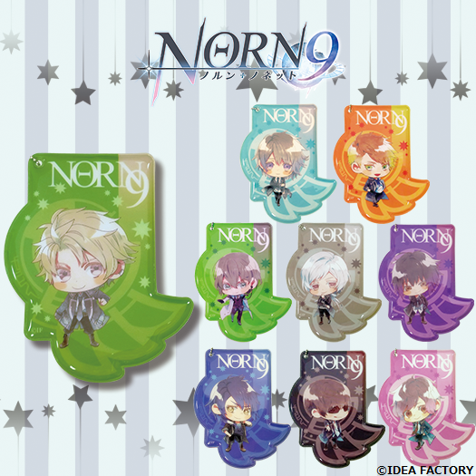 NORN9 パスケース